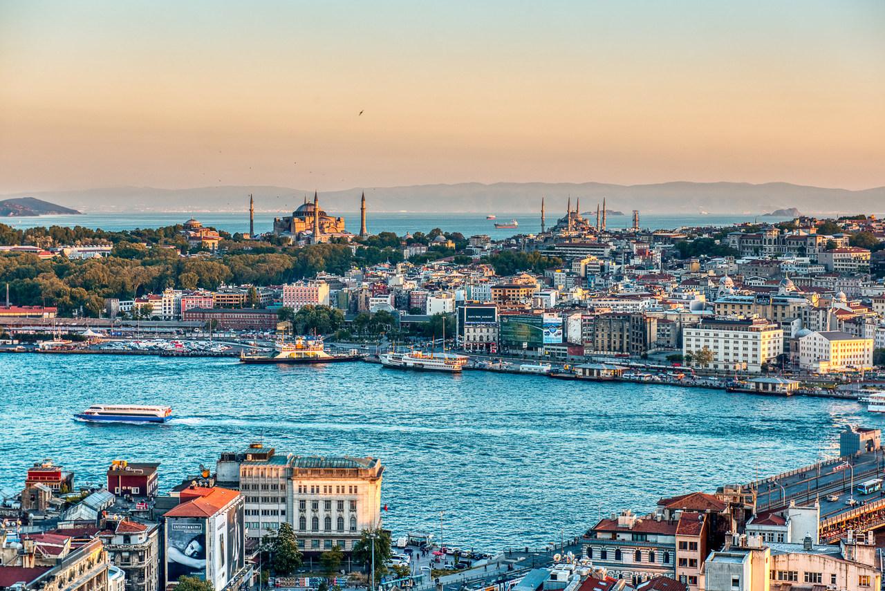 Стамбул может стать самым популярным направлением для экскурсий в 2021 году